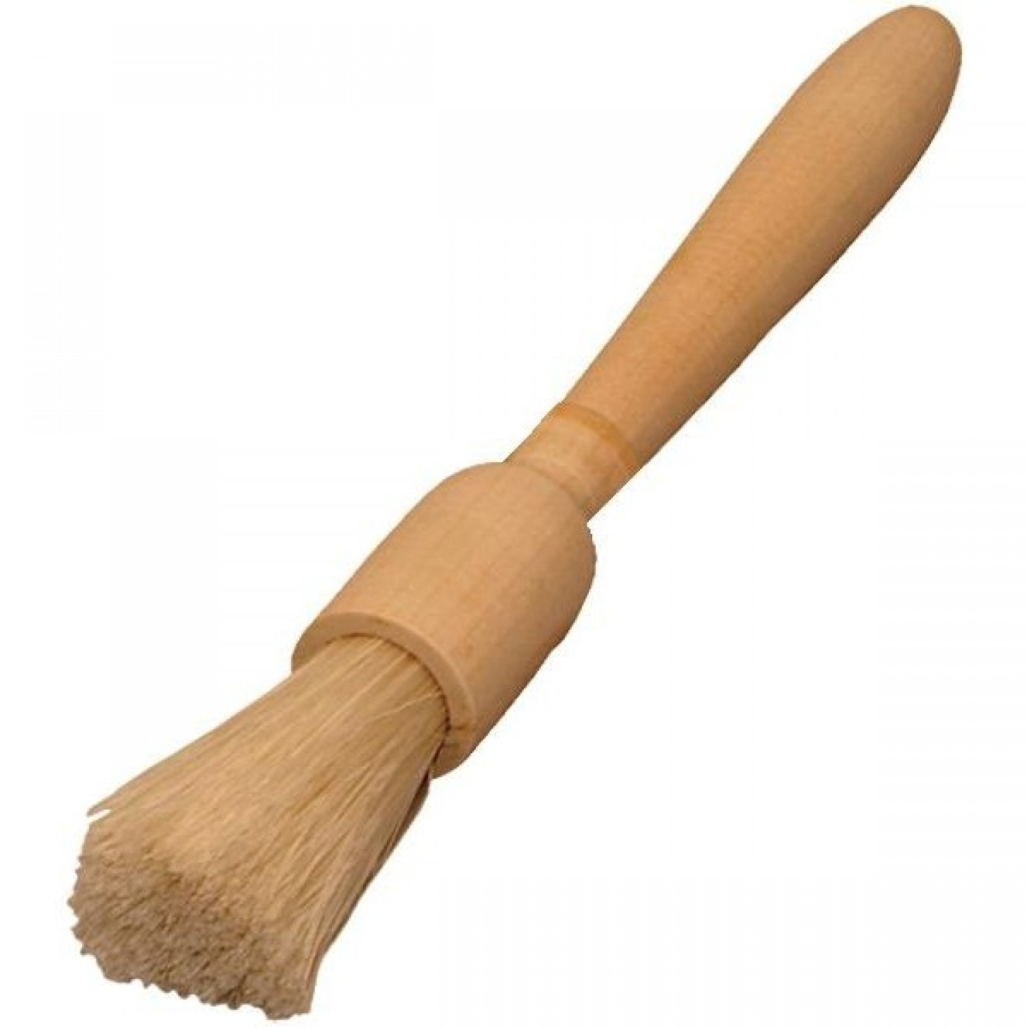 Pastry Brush of sustainable beechwood + natural bristles