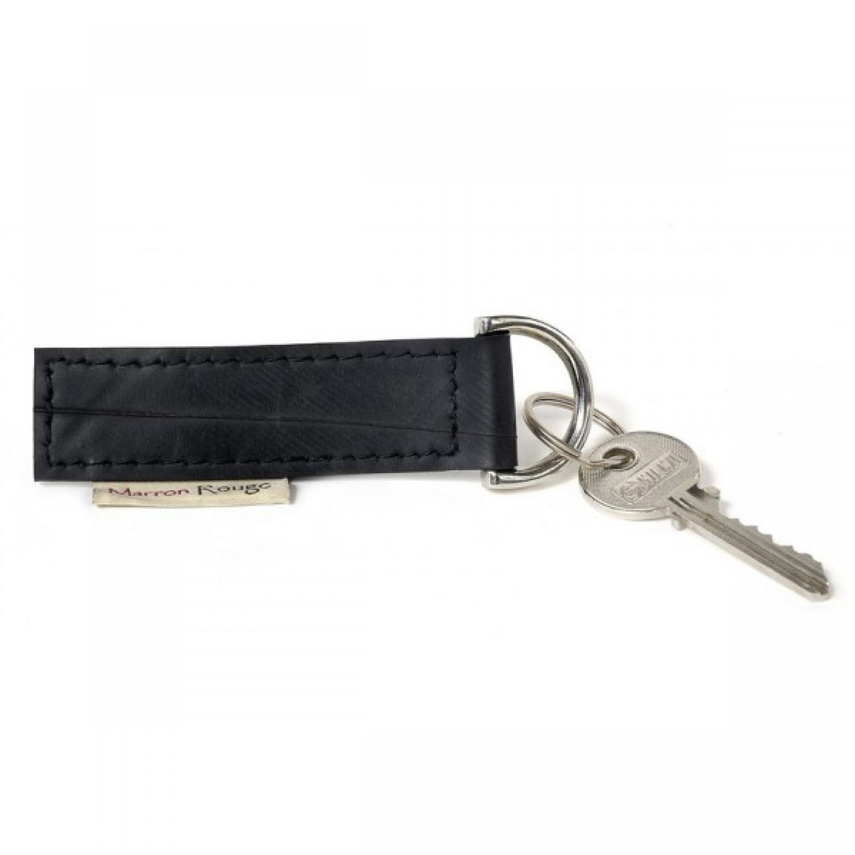 Dagobert   key holder in recycled inner tube
