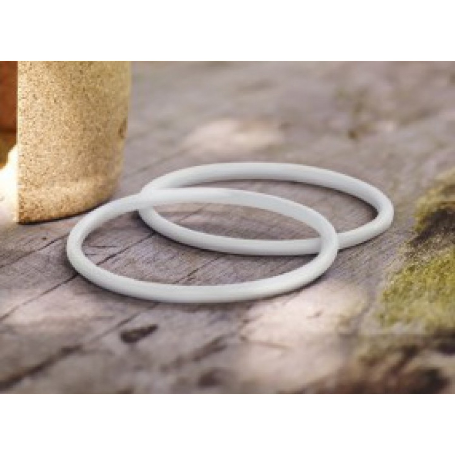 Spare rubber rings for Nature's Design Lagoena & Thank You bottle