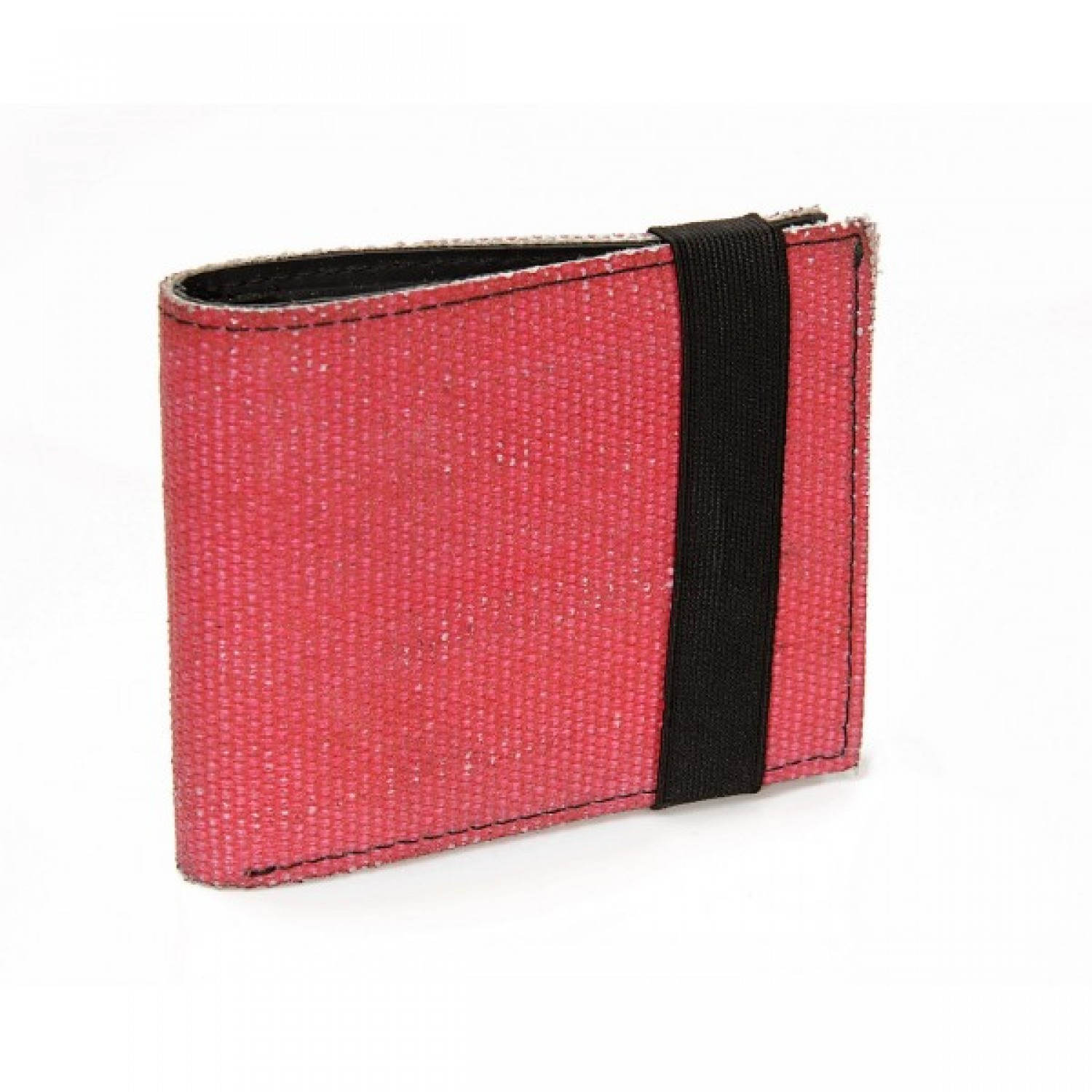 D.C. | red wallet card-holder | Upcycling purse