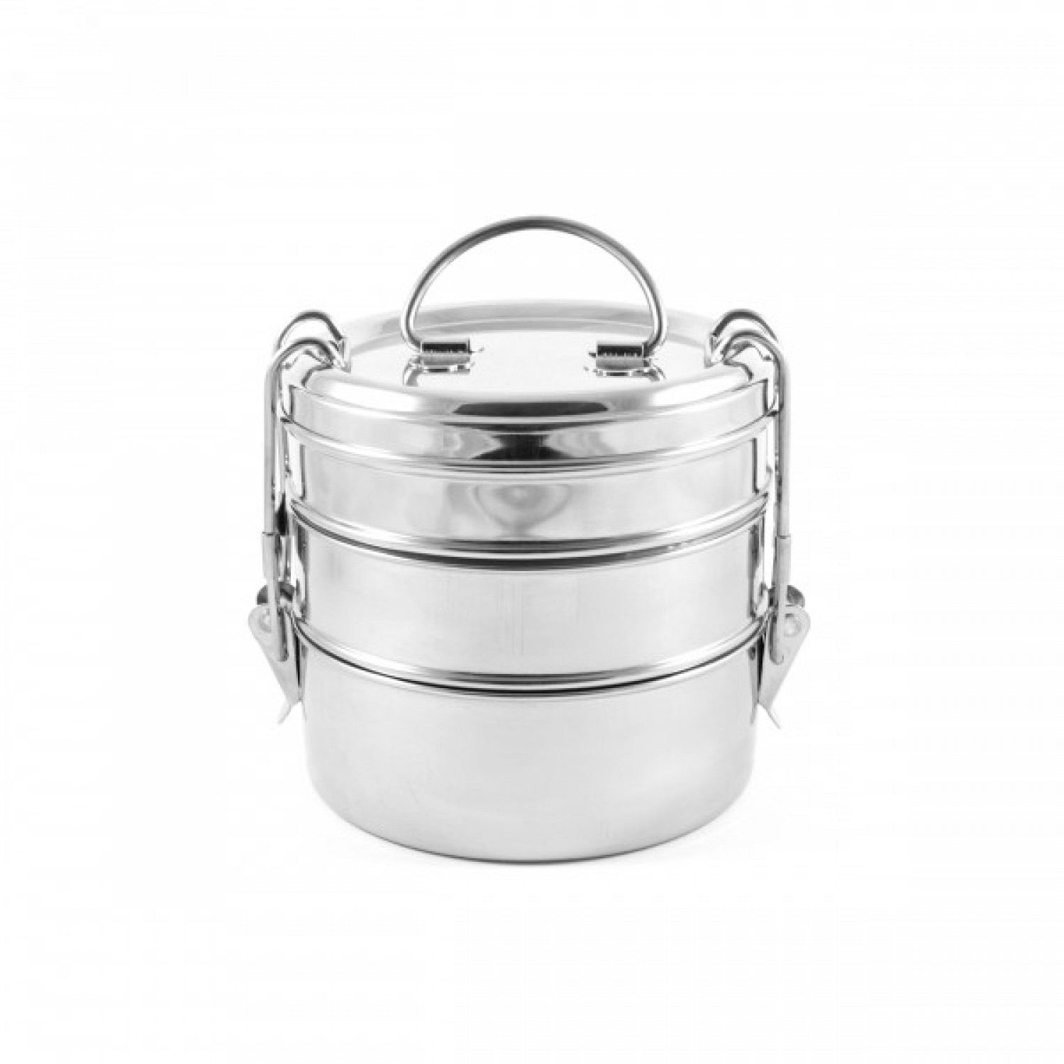 Tiffin Swing - Stainless Steel Lunch Pail | Eco Brotbox