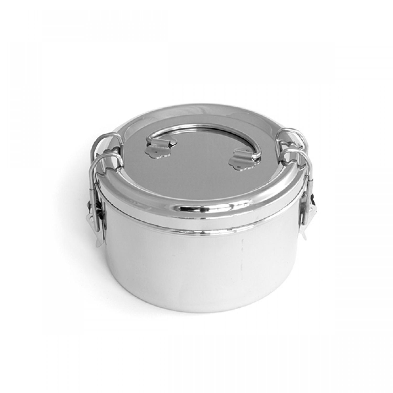 Tiffin Bowl Edelstahl Henkelmann | ECO Brotbox