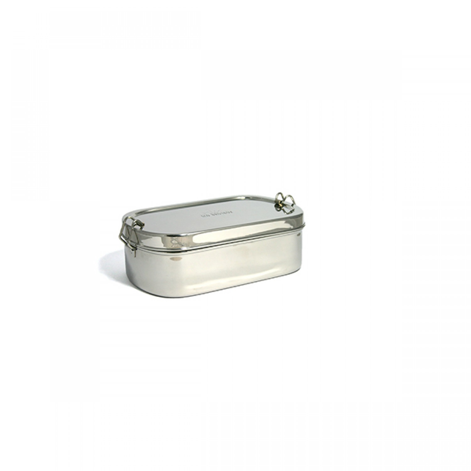 Goodies Box: 1.7 L lunchbox of stainless steel | Ecobrotbox