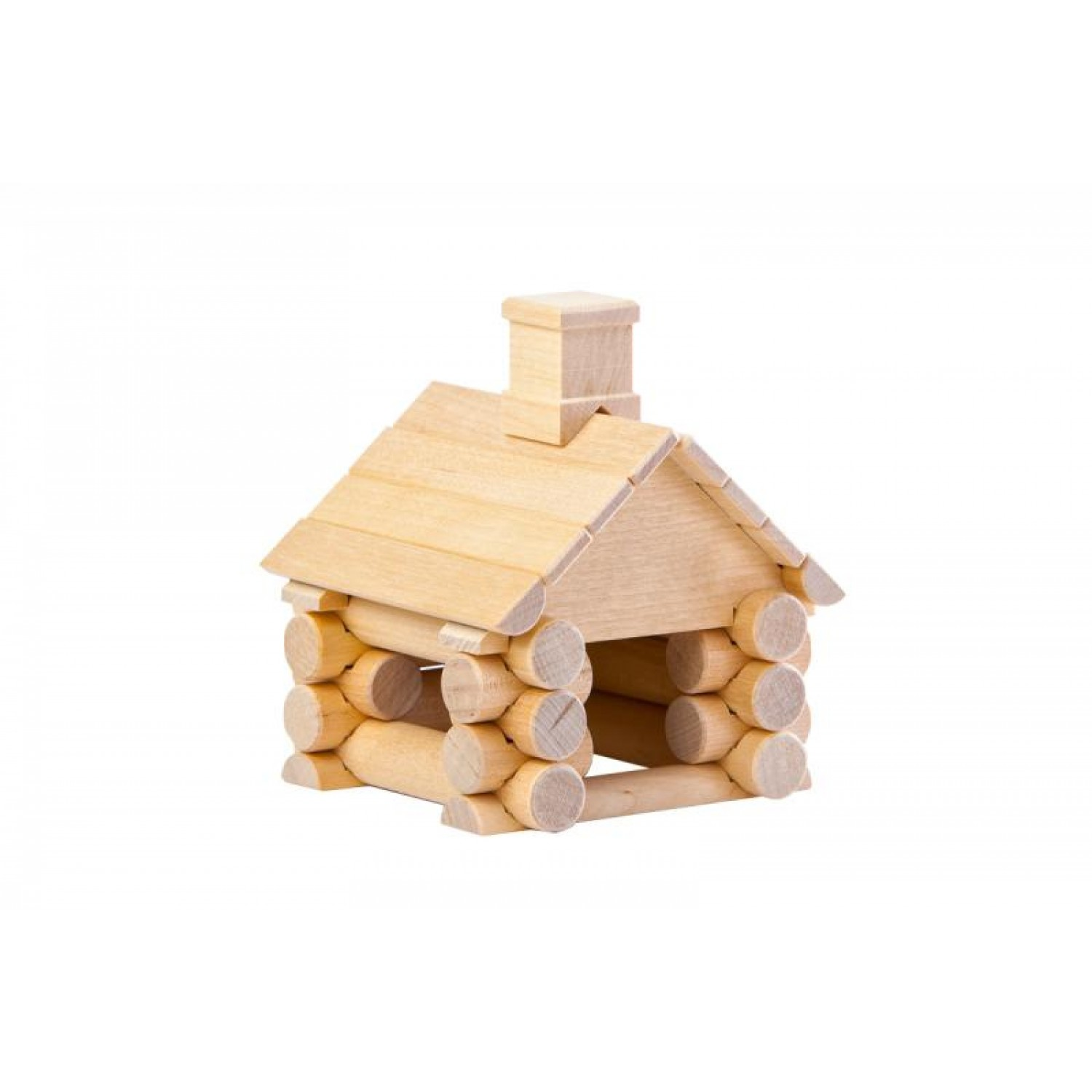 VARIS Souvenir 31 – wooden building set