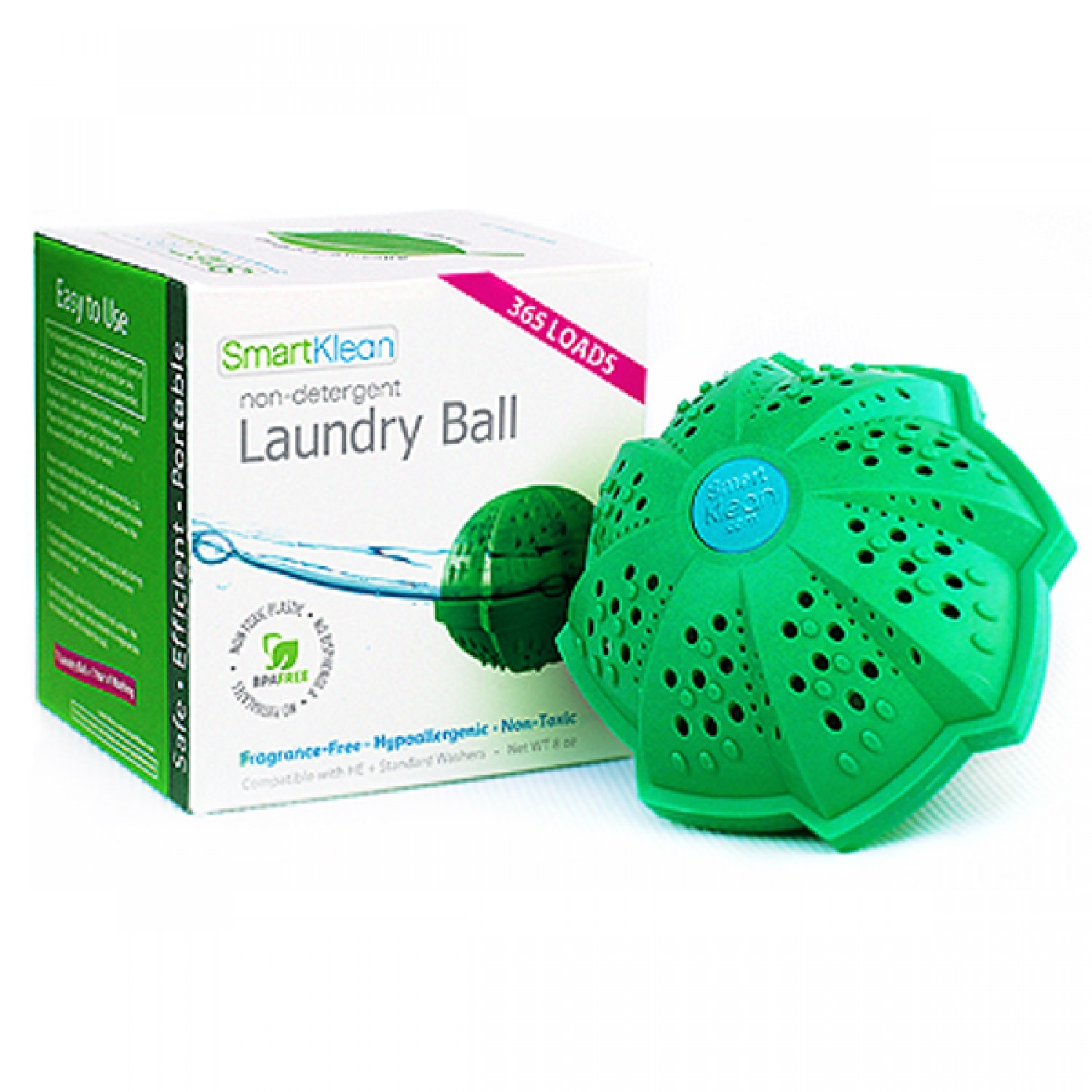 Laundry Ball SmartKlean – round washing miracle