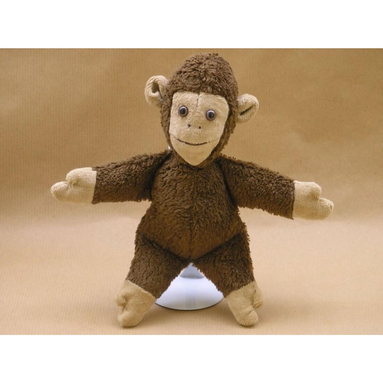 Soft Toy Monkey Totolino – vegan