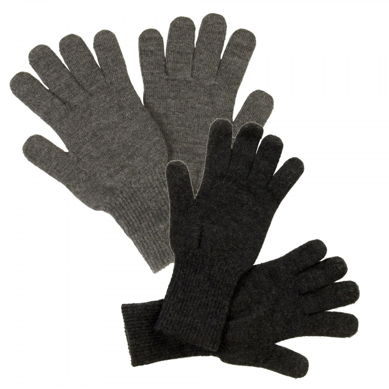 Organic Wool full-fingered Women's Gloves | Reiff