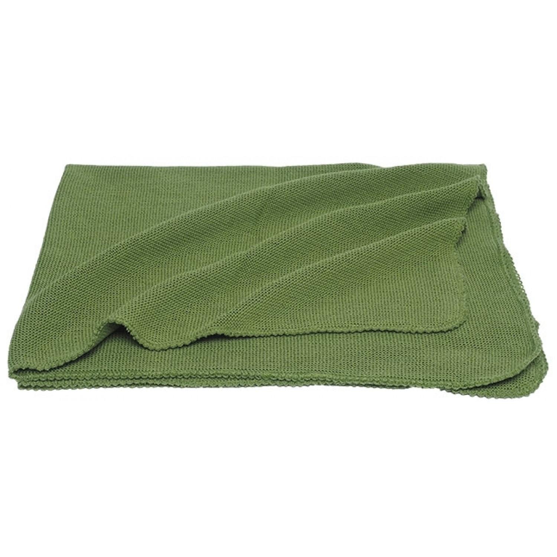 Baby blanket of organic merino wool   Reiff