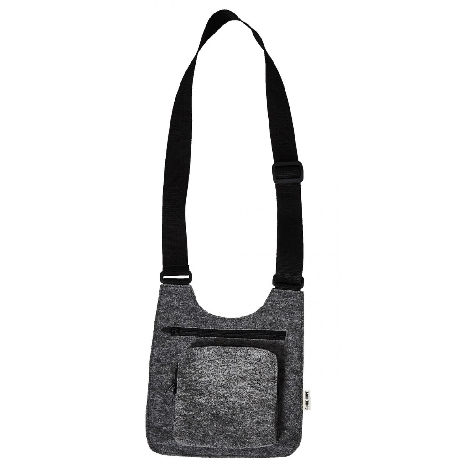 Recycled Shoulder Bag UNTAMALA | Globe Hope
