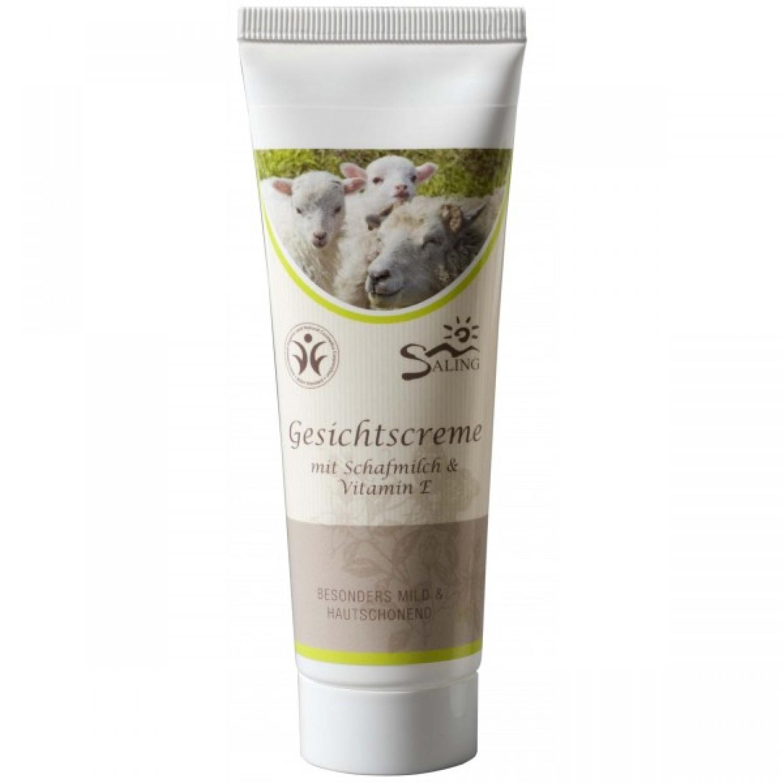 Sheep milk facial cream + Vitamin E
