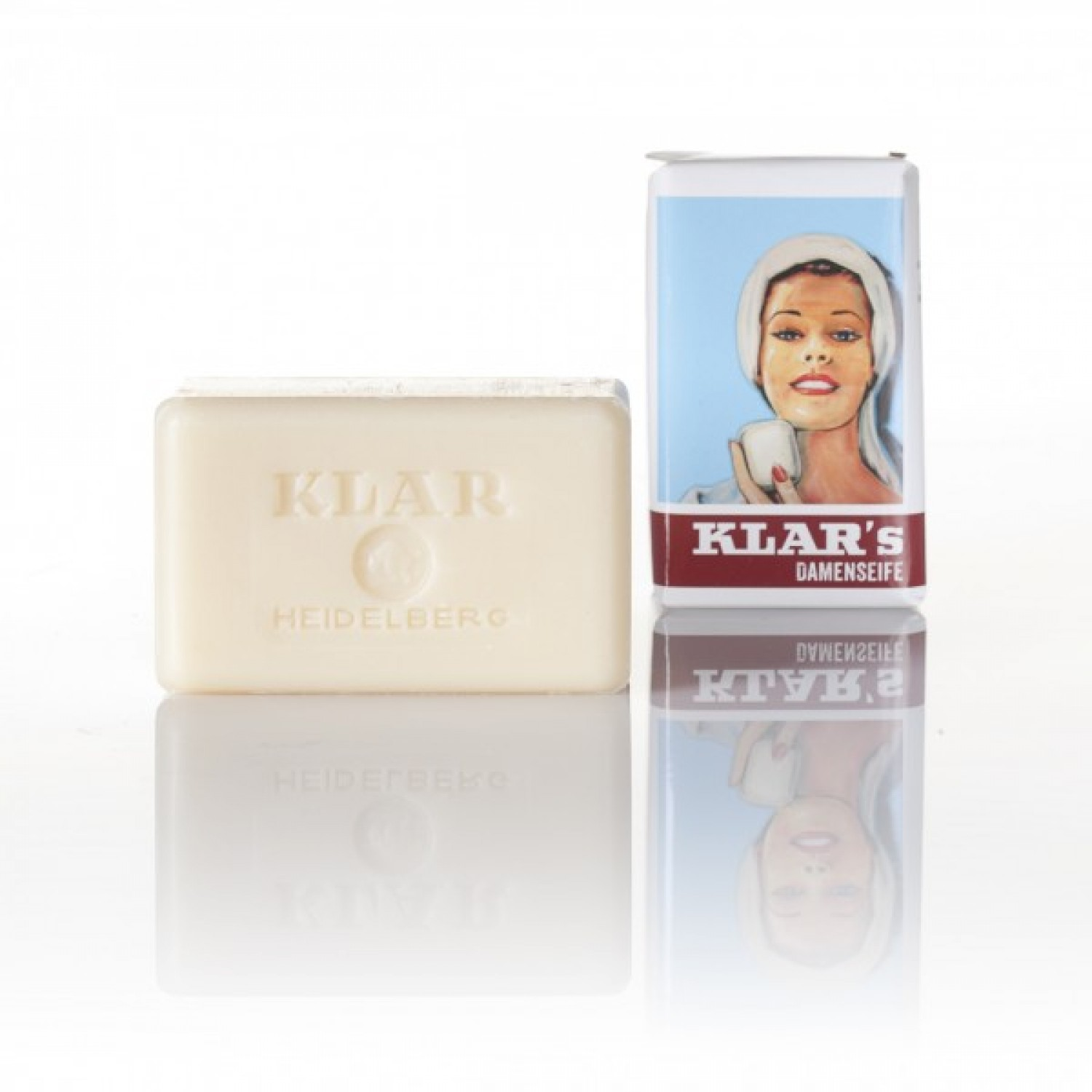 Organic & Vegan Ladies Soap | Klar soap