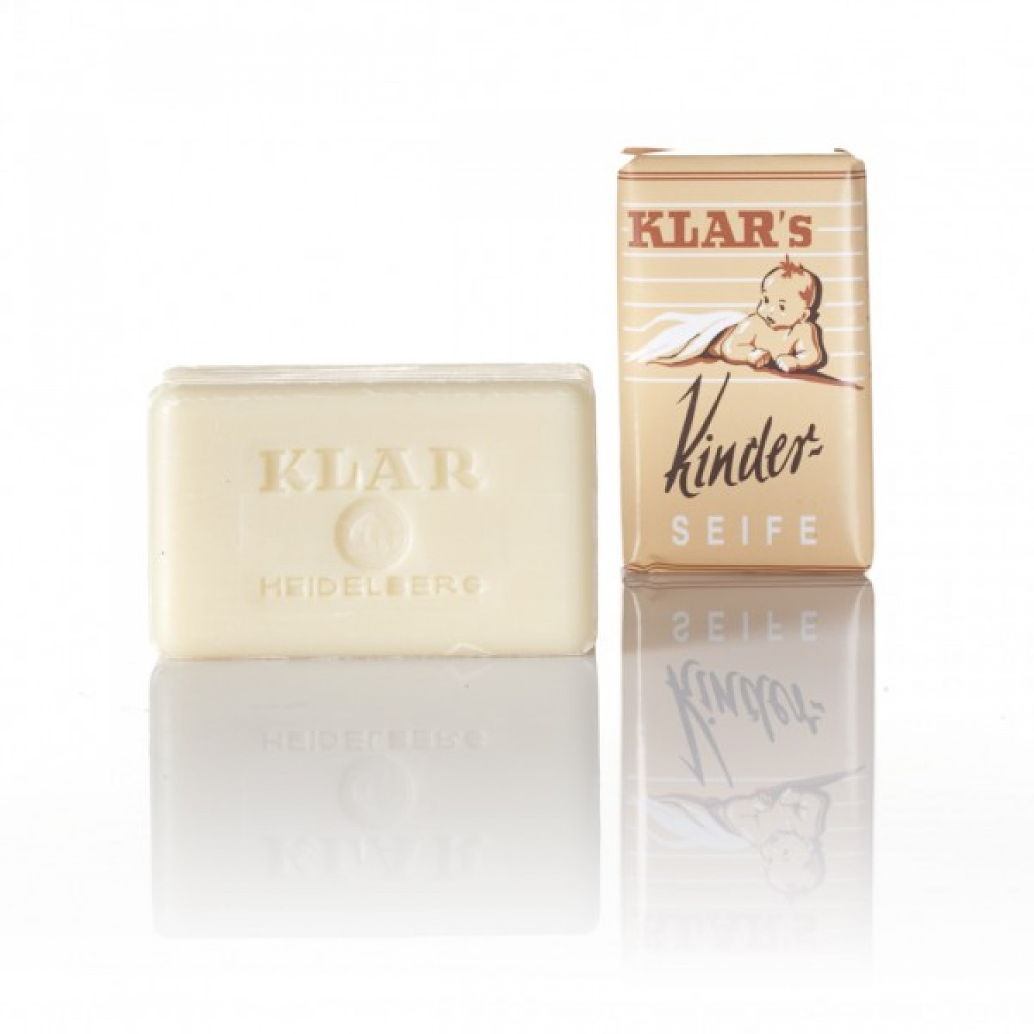 Vegan & Organic Children's Soap | Klar soap