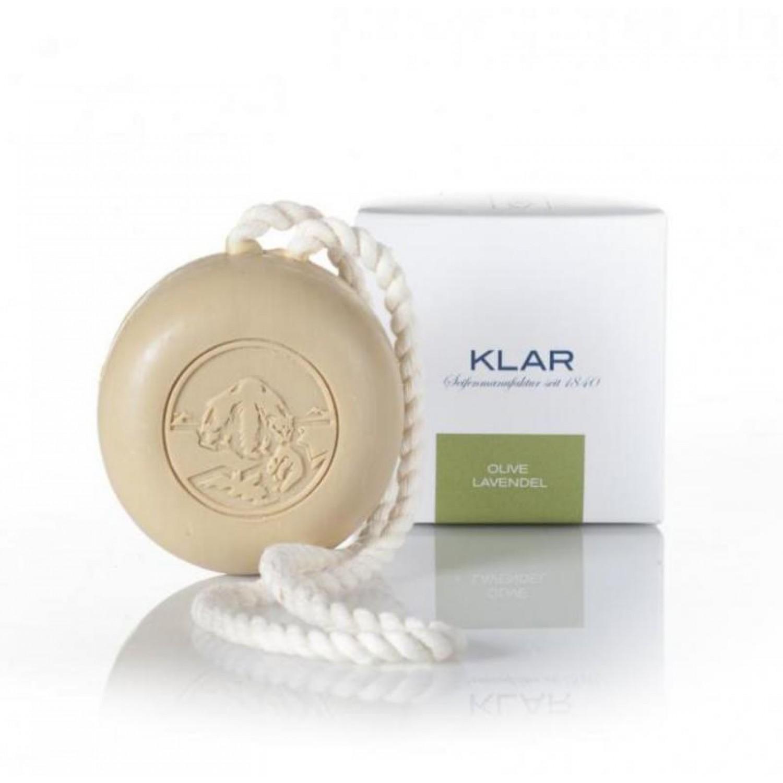 Vegan and Organic Hair and Body Soap Lavender | Klar's