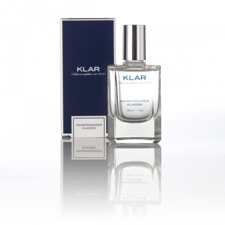 Vegan Aftershave Classic | Klar Soap