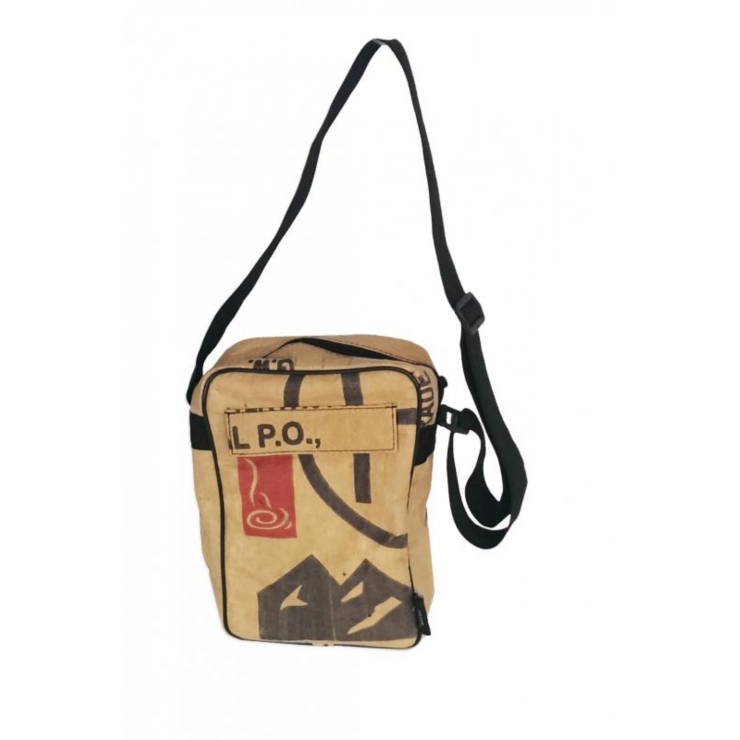Ragbag Teabag Shoulderbag small
