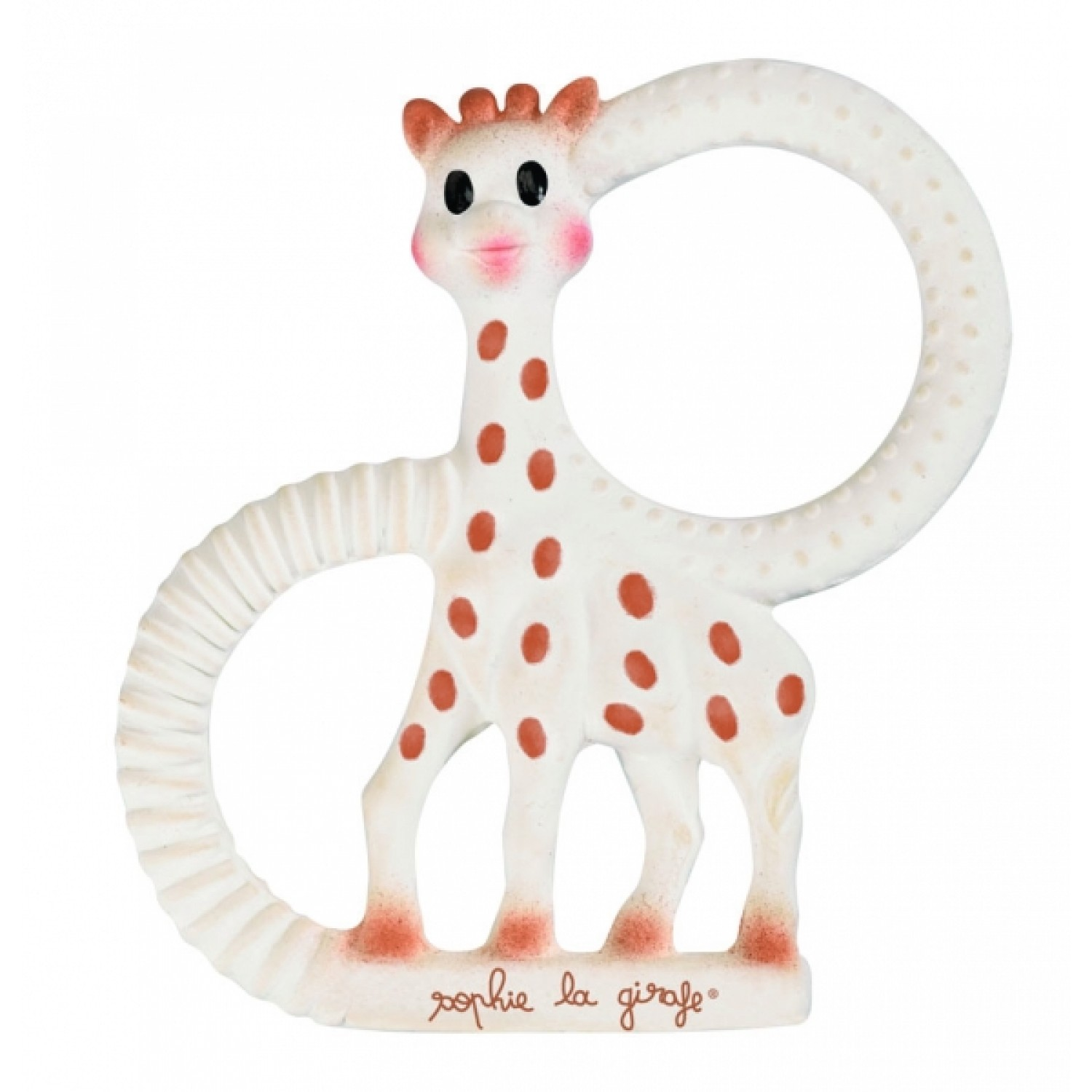 Teething Ring SOPURE Sophie la giraffe