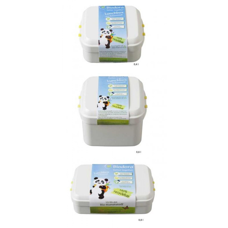 Storage Box made of Bioplastic different sizes