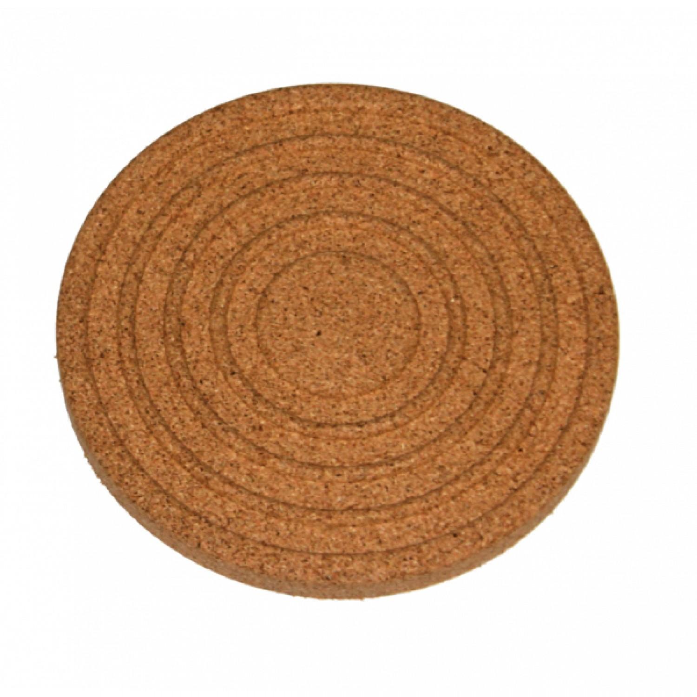 Biodora Cork Round Table Mat 19 cm