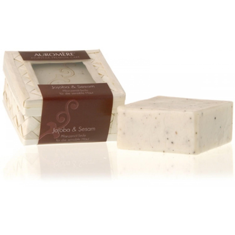 Apeiron Aromere Jojoba & Sesame Plant Oil Soap
