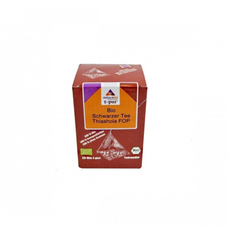 Organic Black Tea Nilgiri Thiashola FOP | naturamo
