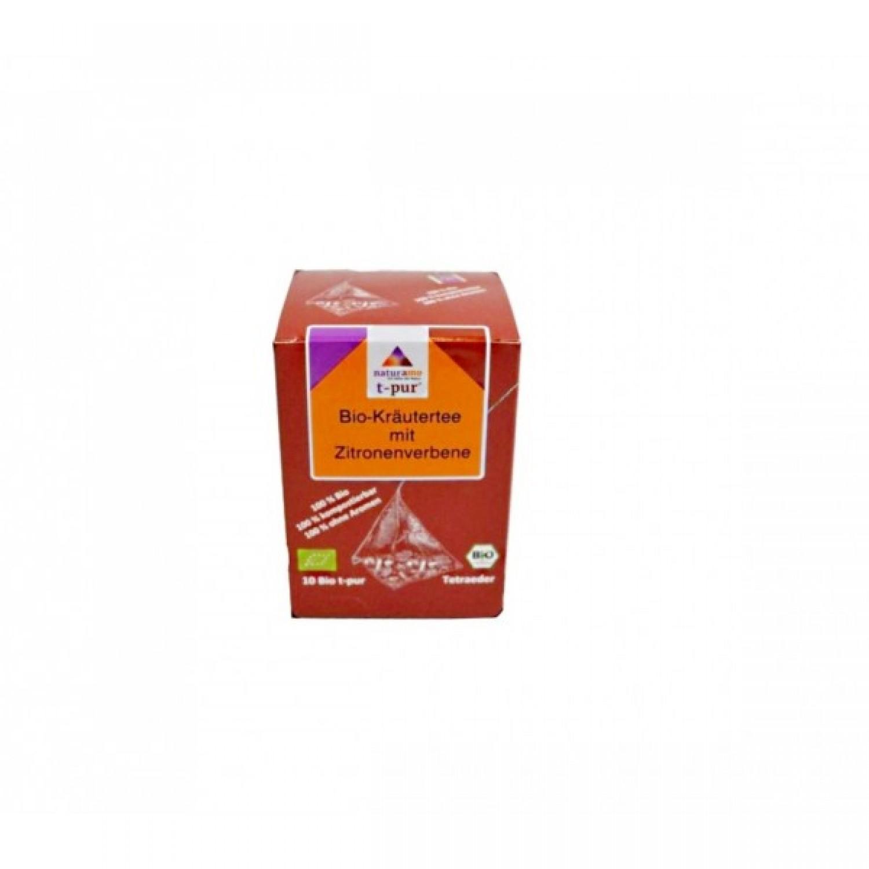 Organic Herb Tea with Lemon Verbena by naturamo