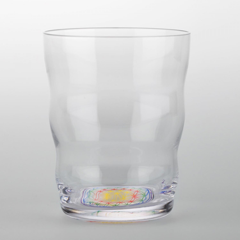 Drinking Glass Jasmina Happy