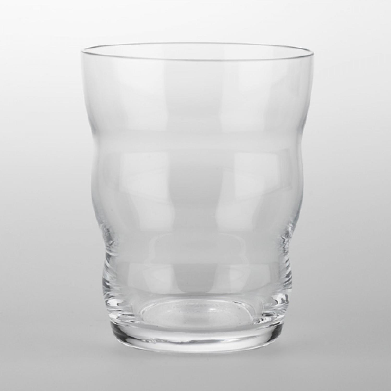 Drinking Glass Jasmina White