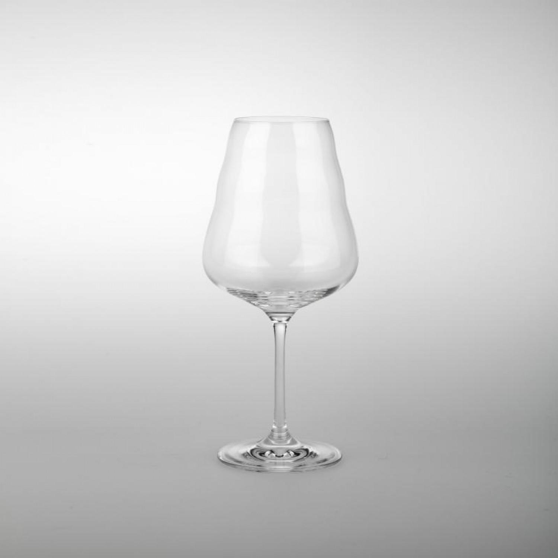 Nature's Design Wine Glass Calix (mouthblown)
