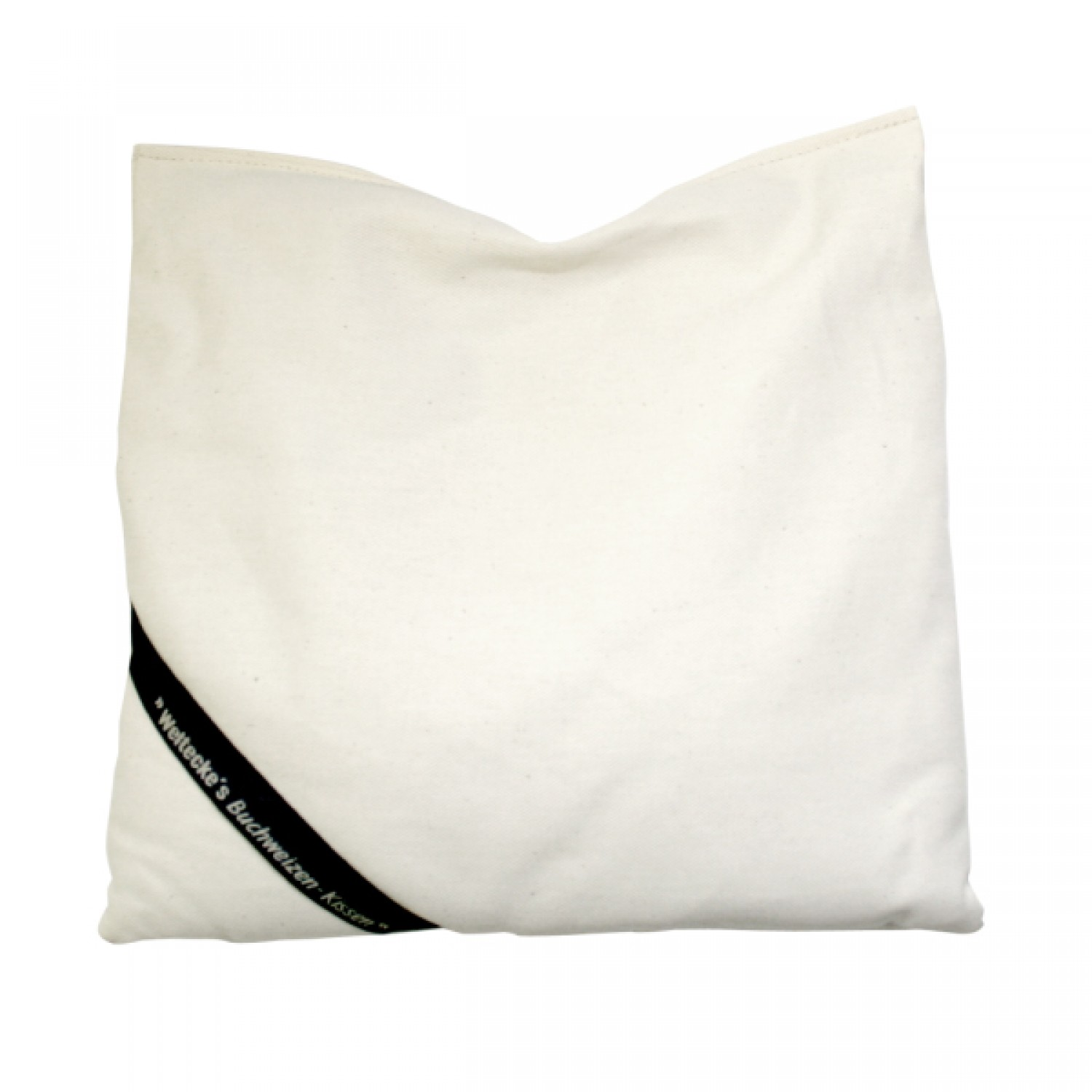 Organic Buckwheat Pillow | Weltecke 25x25 cm