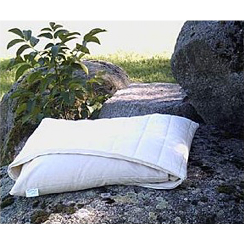 Pillow Slip organic cotton for self-filling