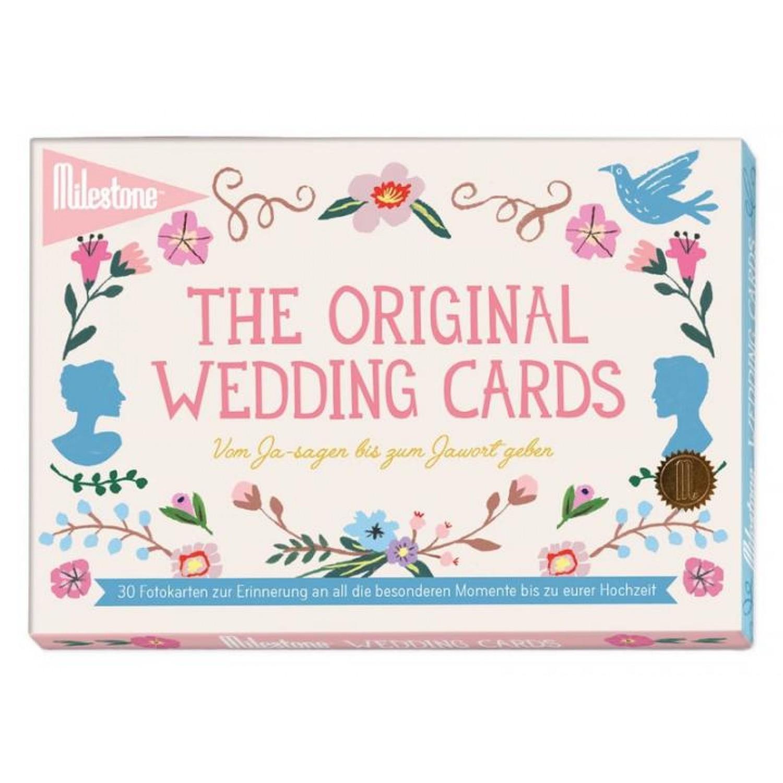 Mlestone Wedding Cards (Hochzeitskarten) Deutsch