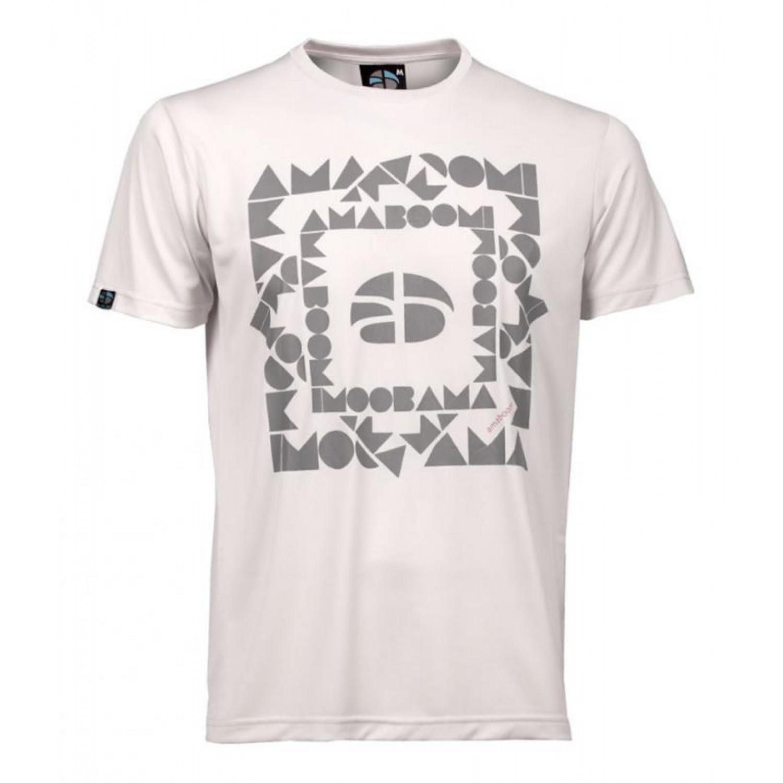 Men T-Shirt ZACATON 100% recycled – Snow White