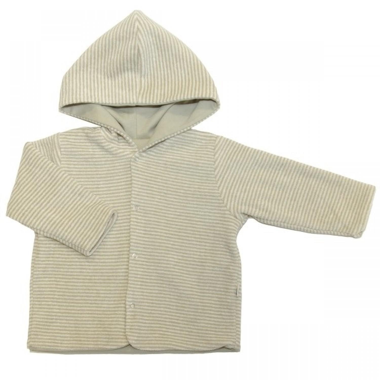 Baby Hoodie Coat of Organic Cotton | Popolino iobio