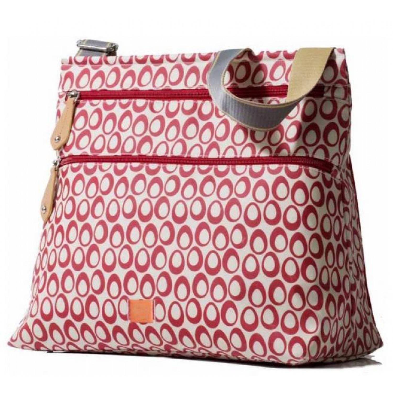 PacaPod Jura Cranberry – Changing Bag