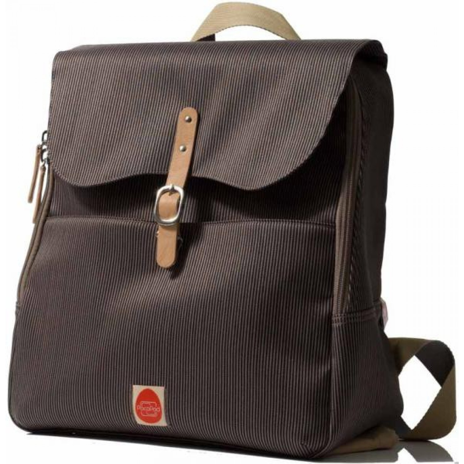 PacaPod Hastings Mocha – Changing Bag – Knapsack – Messenger Bag