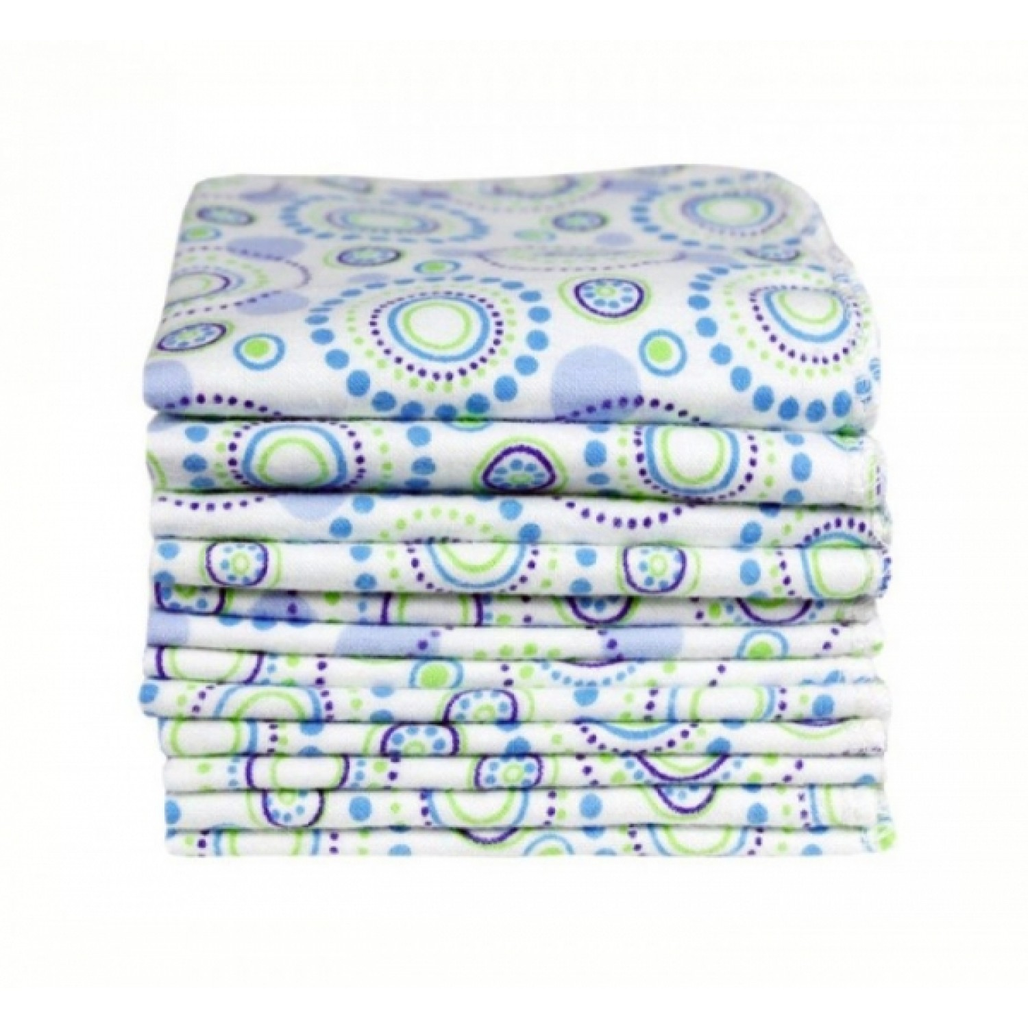 ImseVimse Washable Wipes pack of 12 Orbit