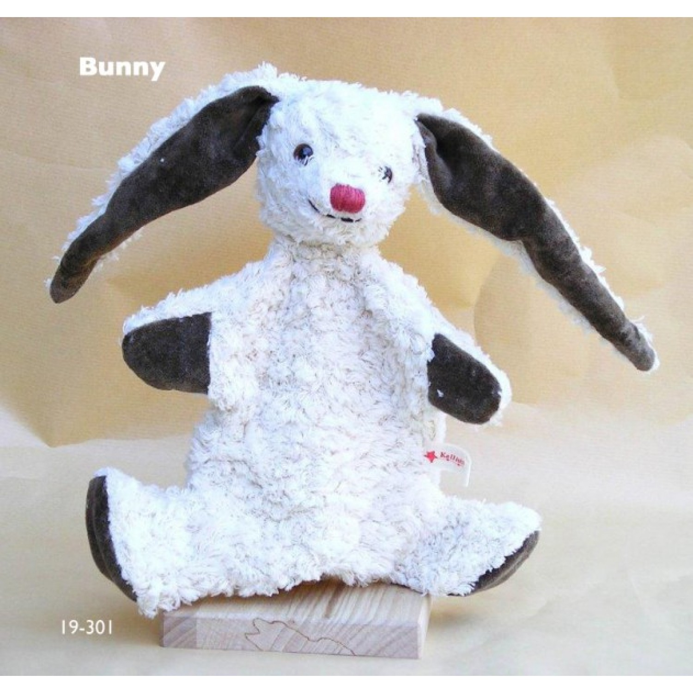 Hand Puppet Rabbit Benny Organic Cotton Kallisto