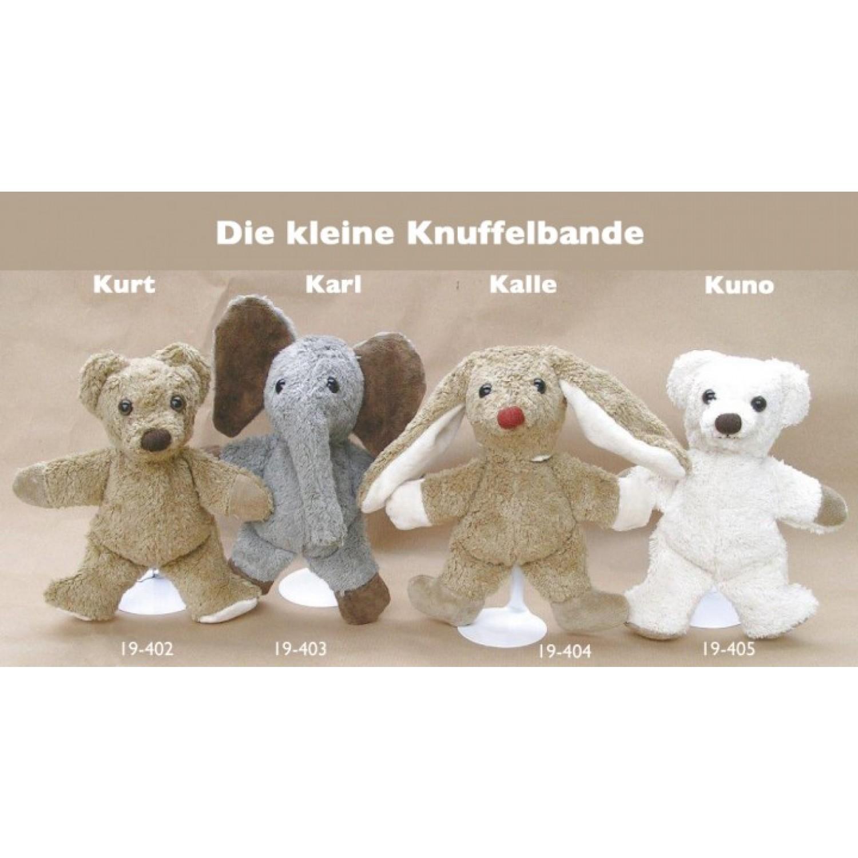 Soft Toy Bear Kurt