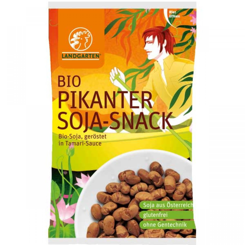Tamari Soya Snack by Landgarten – vegan + organic