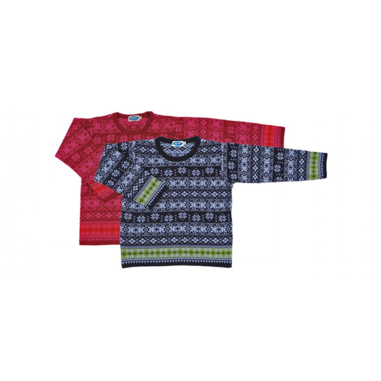 Pullover Ice Star Organic Merino Wool Reiff