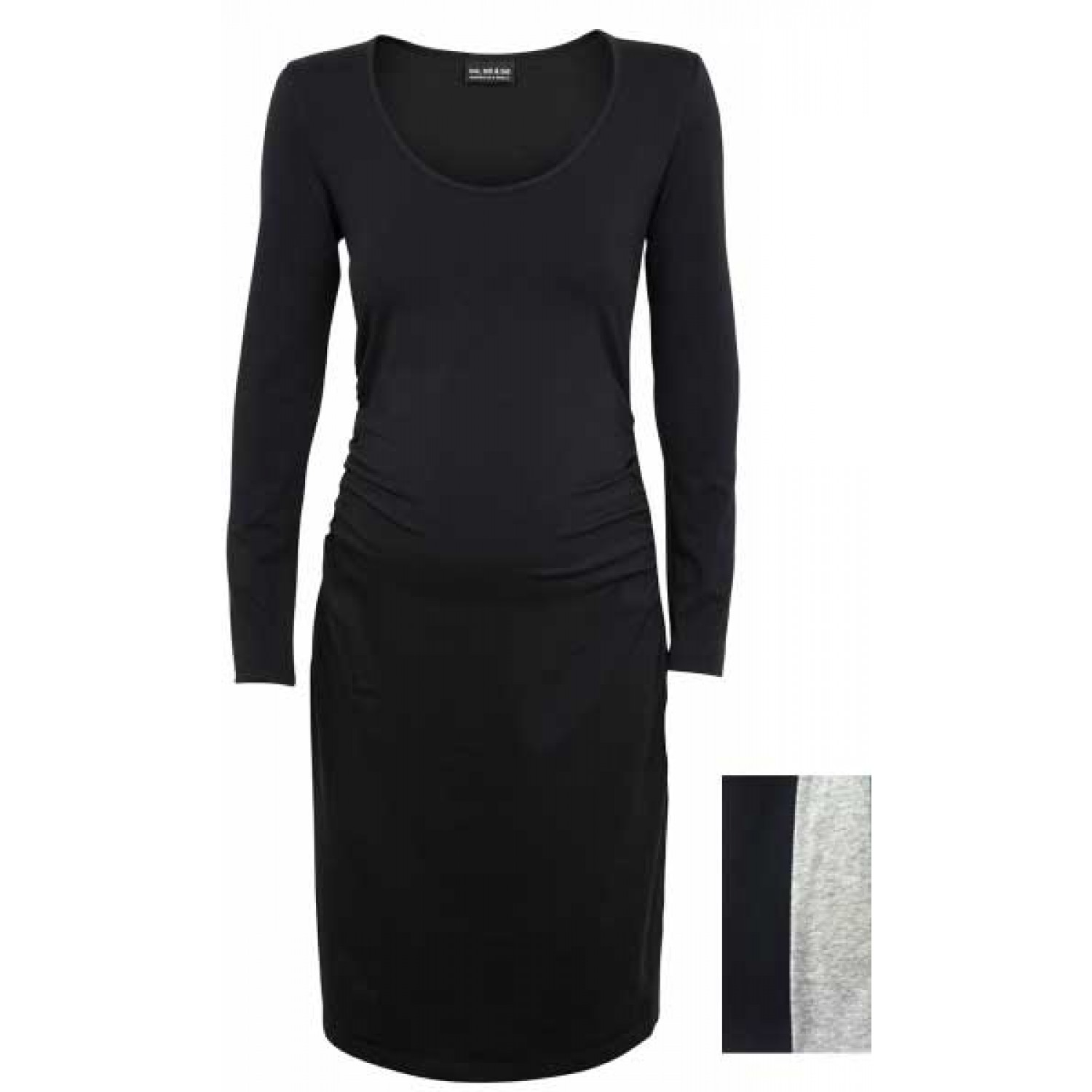Maternity Dress of Organic Cotton for office & leisure time
