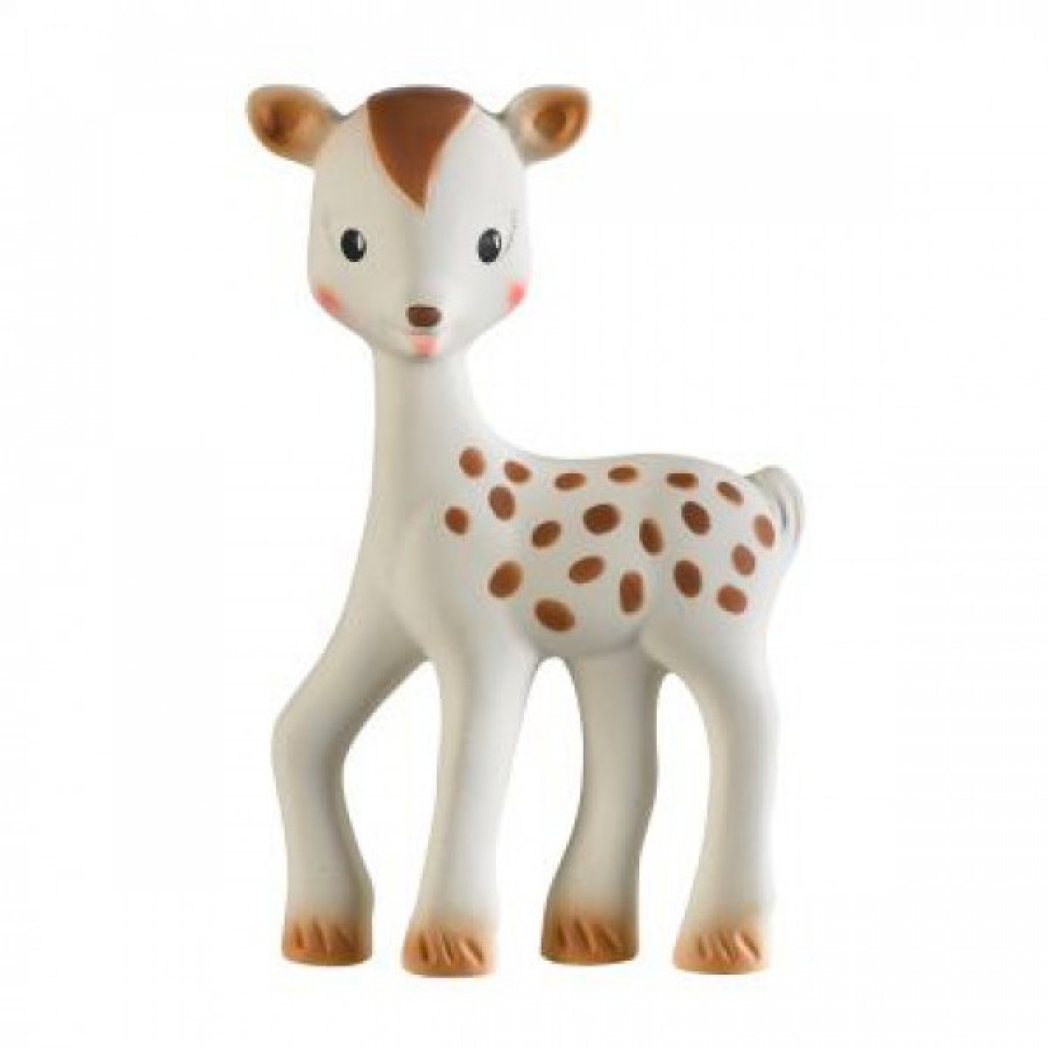 Fanfan the Fawn 100% natural rubber toy | Sophie la girafe
