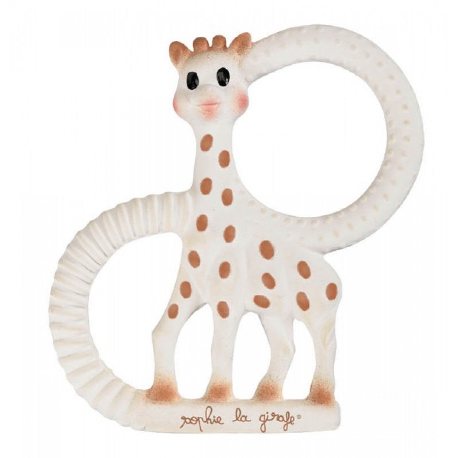 So'Pure Sophie the girafe teething ring