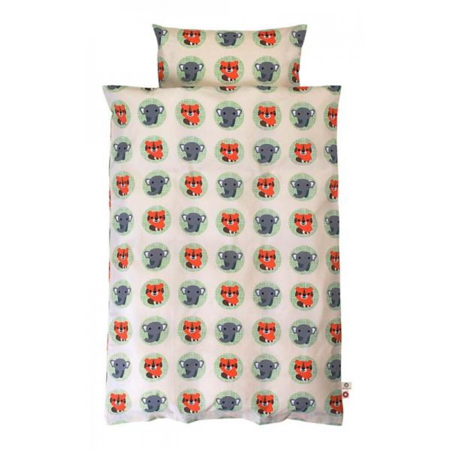 Children Bedlinen Solvej 100x135 cm Organic Cotton