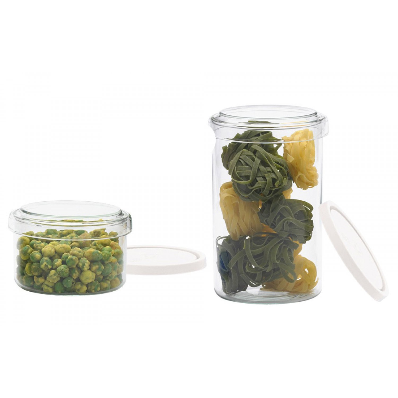 Glass Jar 0.4 l or 1.2 l
