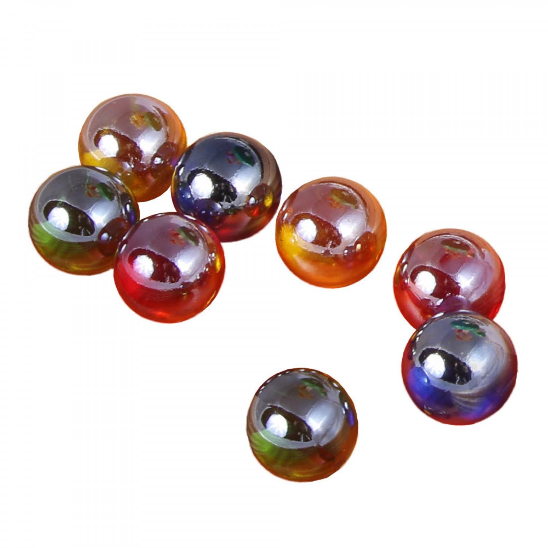 Glaskugeln für Kugelbahn & Tellerturm