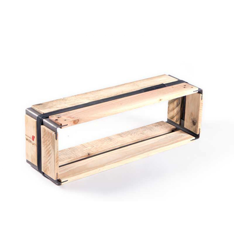 Upcycled pallets shelf MOVEO. VIA 20.60   reditum