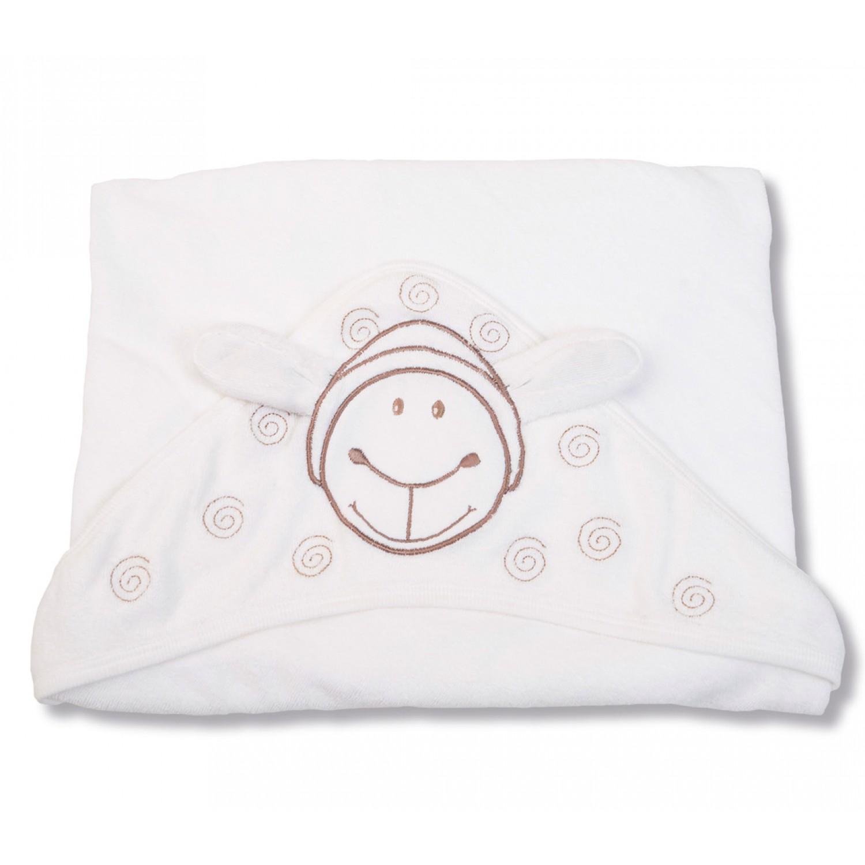 GOTS organic towel with hood for children | Gruenspecht