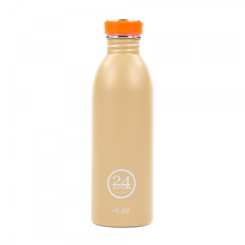 Stainless Steel Drinking Bottle 0,5L desert sand