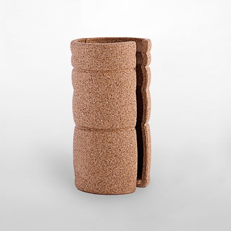 Cork Sleeve for Nature's Design Glass Bottles LAGOENA & THANK YOU